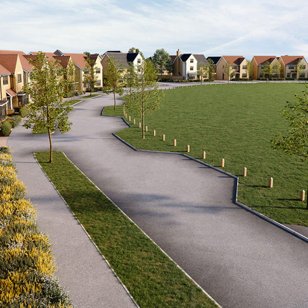Stonebond Properties to build 38 new homes in Goffs Oak near Cheshunt